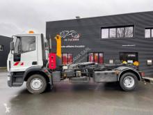 Camión Iveco Eurocargo 160 E 21 Gancho portacontenedor usado