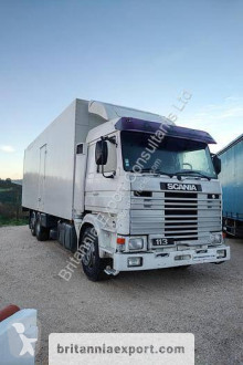 Scania insulated truck R 113R380