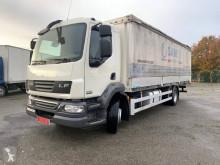 DAF függönyponyvaroló teherautó LF 280