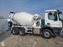 Kamión betonárske zariadenie domiešavač Mercedes Arocs 3340 B