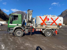Camión caja abierta teleros Iveco Eurotrakker 190E34 H