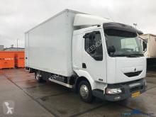Kamión plachtový náves Renault Midlum