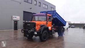 Vrachtwagen kipper Iveco Magirus