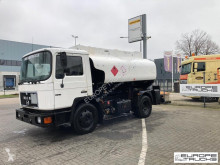 MAN 14.192 truck used tanker