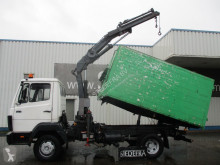 Mercedes 814 truck used tipper