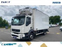Ciężarówka Volvo FL 260 chłodnia z regulowaną temperaturą używana
