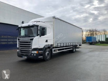 Scania G 320 truck used tautliner