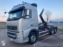 Kamión hákový nosič kontajnerov Volvo FH 460 Globetrotter