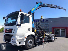 MAN hook arm system truck TGM 18.250 BL