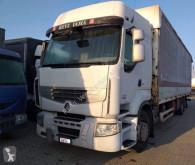 Kamión valník s bočnicami a plachtou Renault Premium 430.26 S