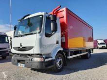 Renault beverage delivery box truck Midlum 220.16 DXI