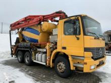 Camion pompe à béton Mercedes 2640 6x4 PUMI Putzmeister 21 M