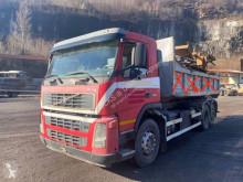 Volvo FM 460 truck used hook lift