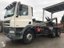 Camion dublu DAF CF85 380