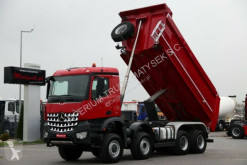 Camion Mercedes AROCS 4145 / 8X6 / VS-MOUNT / EURO 6/ 2017 YEA R benă second-hand