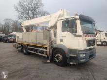 MAN aerial platform truck TGM