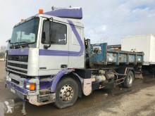 DAF 95 ATI 400 truck used skip