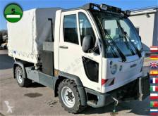 Camión quitanieves Multicar M30 Allrad KLIMA KOMUNALHYDRAULIK PRITSCHE / PLA