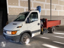Iveco Daily 35C12 truck used flatbed