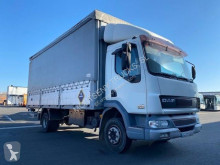 DAF LF45 FA 220 truck used tautliner