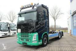 Camión Gancho portacontenedor Volvo FH FH500 XL 6x2 Abroller/Meiller/gelenkte NLA/DuraB