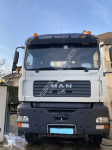 MAN two-way side tipper truck TGA 18.310