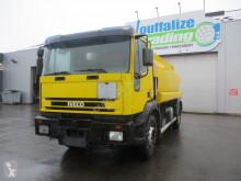 Camion citerne Iveco 190e34 - steel tank 13000 lit. citerne acier