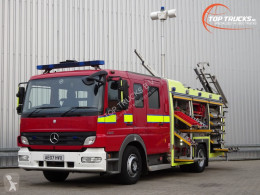 Mercedes Atego 1324 truck used fire