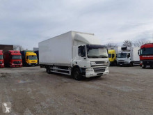 DAF CF75 310 truck used plywood box