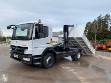 Mercedes hook lift truck Atego 1524