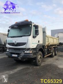 Camion benne Renault Kerax 450