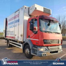 DAF insulated truck LF