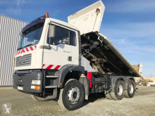 MAN two-way side tipper truck TGA 33.410
