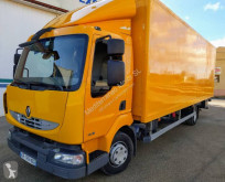 Camion Renault Midlum 180 DXI furgone plywood / polyfond usato