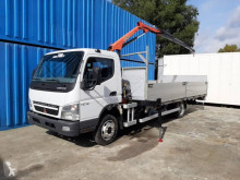Mitsubishi standard flatbed truck Canter 7C18