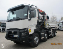 Renault two-way side tipper truck Gamme K 480