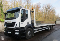 Iveco heavy equipment transport truck Stralis AD 260 S 36