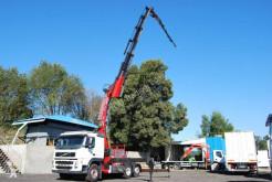 Volvo standard flatbed truck FM13 480