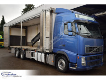 Camion Volvo FH fourgon occasion