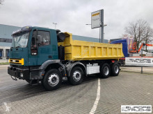 Camion Iveco MP340E42 Full steel - Manual - Mech pump benne occasion