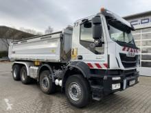 Camión volquete Iveco Trakker 450 8x4 Euro 6 Kipper Bordmatic Meiller
