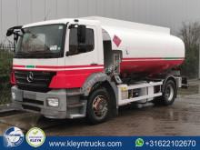 Mercedes chemical tanker truck Axor 1829