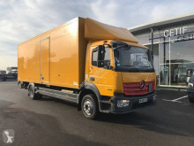 Mercedes box truck Atego 1218 NL