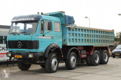 Camion Mercedes 3335 Twin turbo FULL STEEL ribaltabile usato