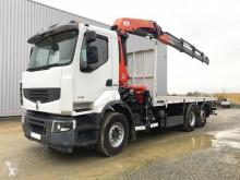 Renault Premium Lander 450.26 truck used standard flatbed