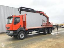Renault Kerax 430.26 truck used standard flatbed