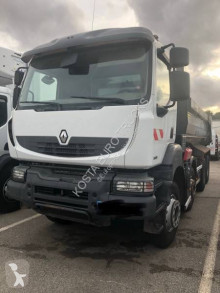Camion benne Enrochement Renault Kerax 380 DXI