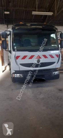 Camion Renault Midlum 220.12 DXI benne TP occasion