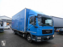 MAN TGL 12.250 truck used moving box