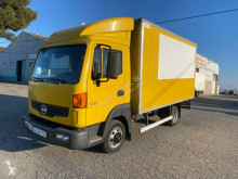 Nissan Atleon 56.15 truck used plywood box